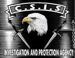 CORPORATE SECURITY INTELLIGENCE SERVICES LOGO
