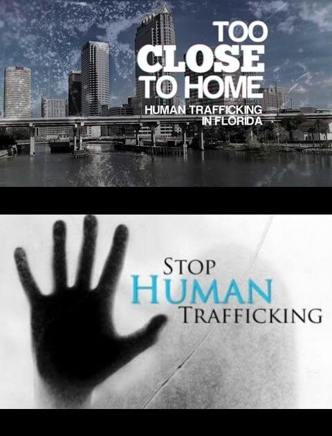 human trafficking miami